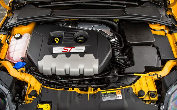 Motor Focus ST 2,0 L