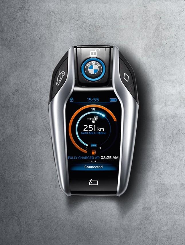 Ovladač BMW