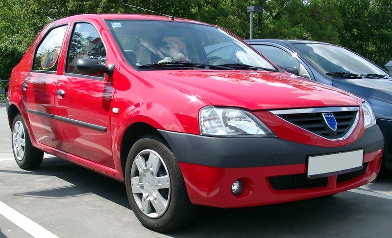 Dacia Logan 1. generace