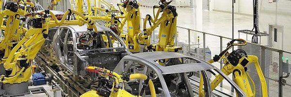 Hyundai - svařovna