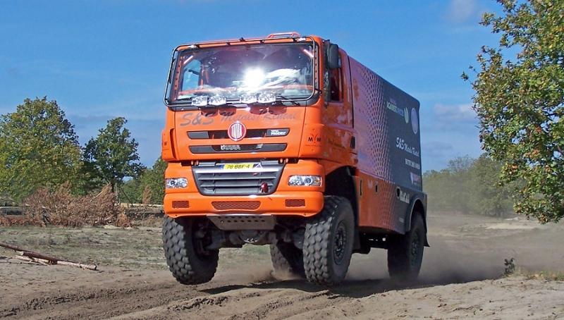 Dakar Rally Tatra