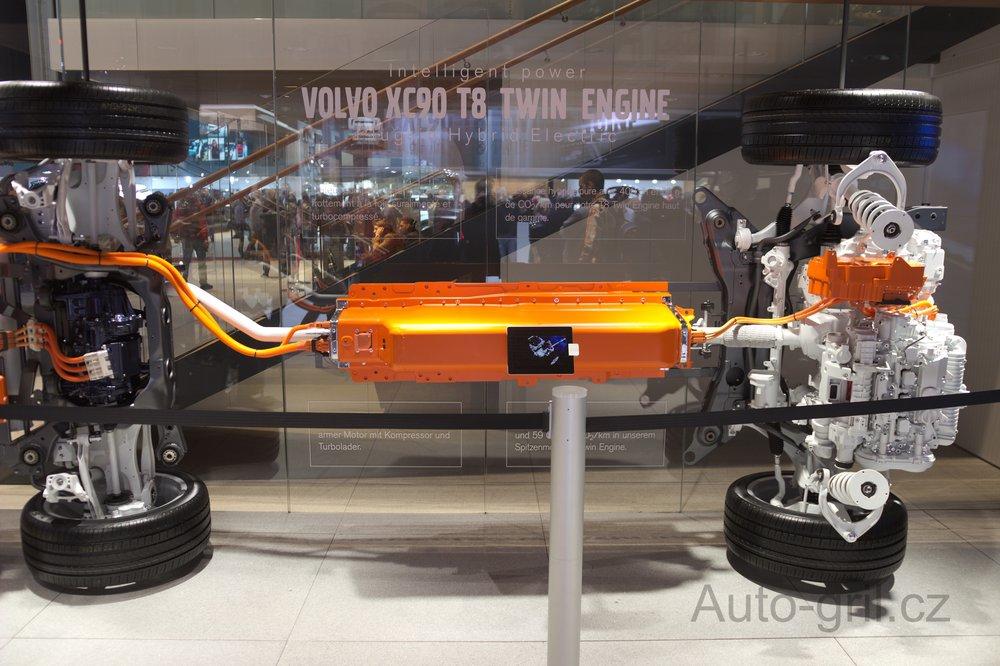 Volvo XC90 T8 Twin Engine - plug-in hybrid
