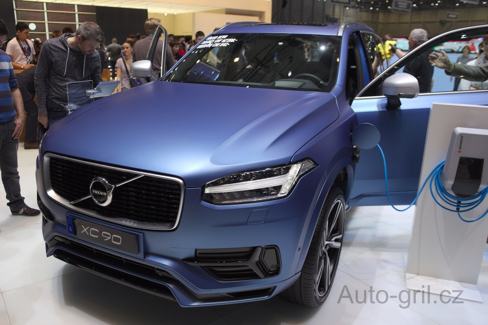 Volvo XC90 T8 Twin Engine - plug-in hybrid