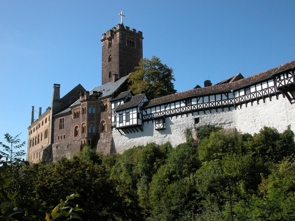Wartburg_Eisenach
